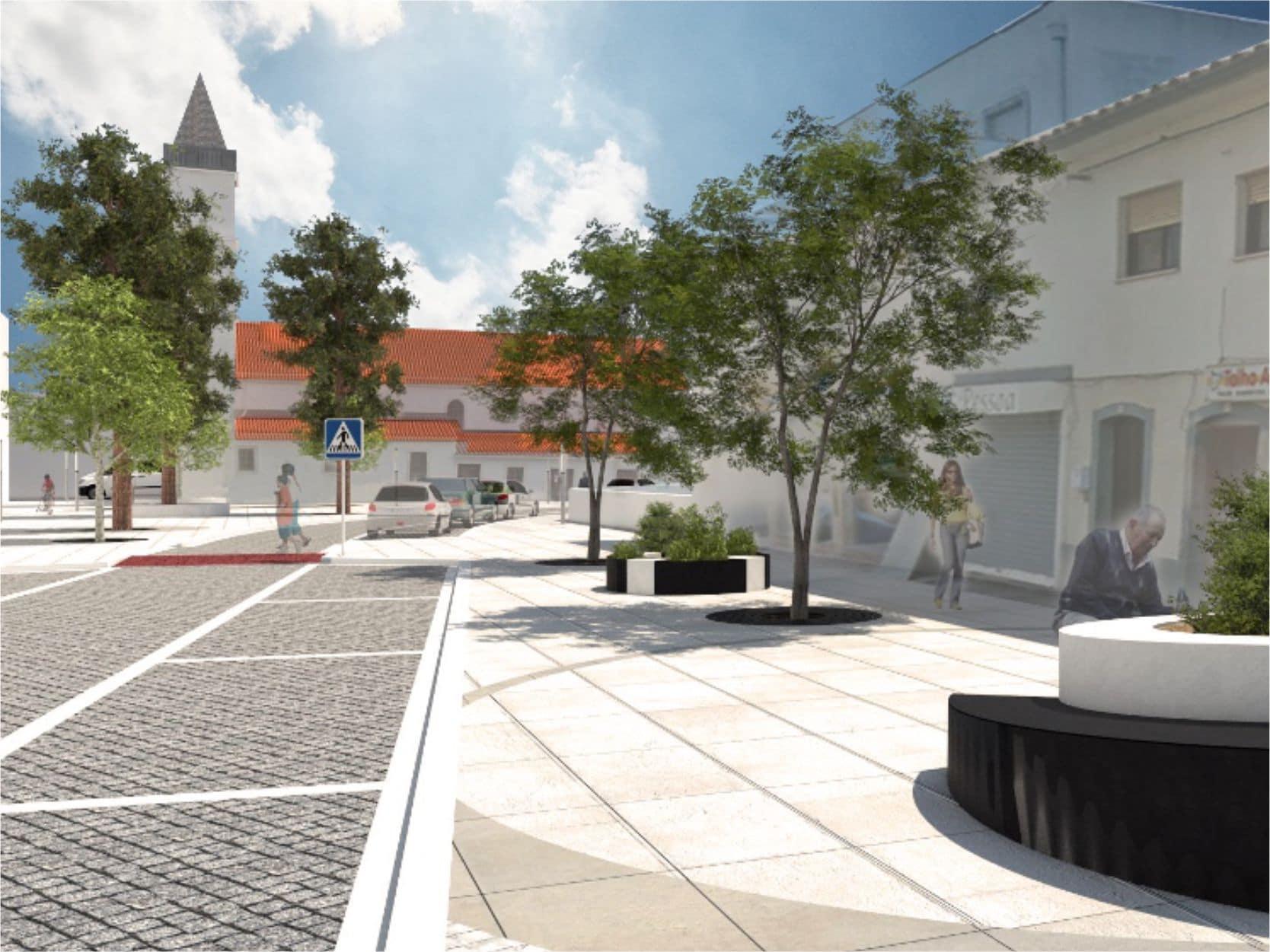 Regeneração Urbana em Albergaria dos Doze