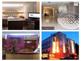 Hotéis e Alojamento