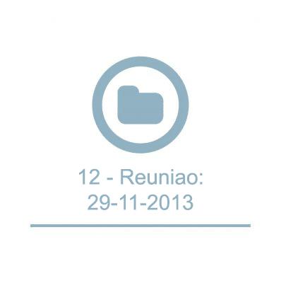 12 - Reuniao:29-11-2013