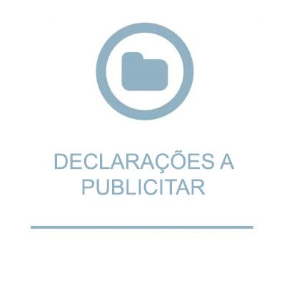 Declarações a Publicitar
