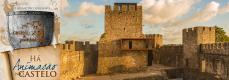 Há animação no Castelo
