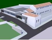 Centro Escolar de Santiago de Litém - construção de Cantina e conservação do edifício escolar existente