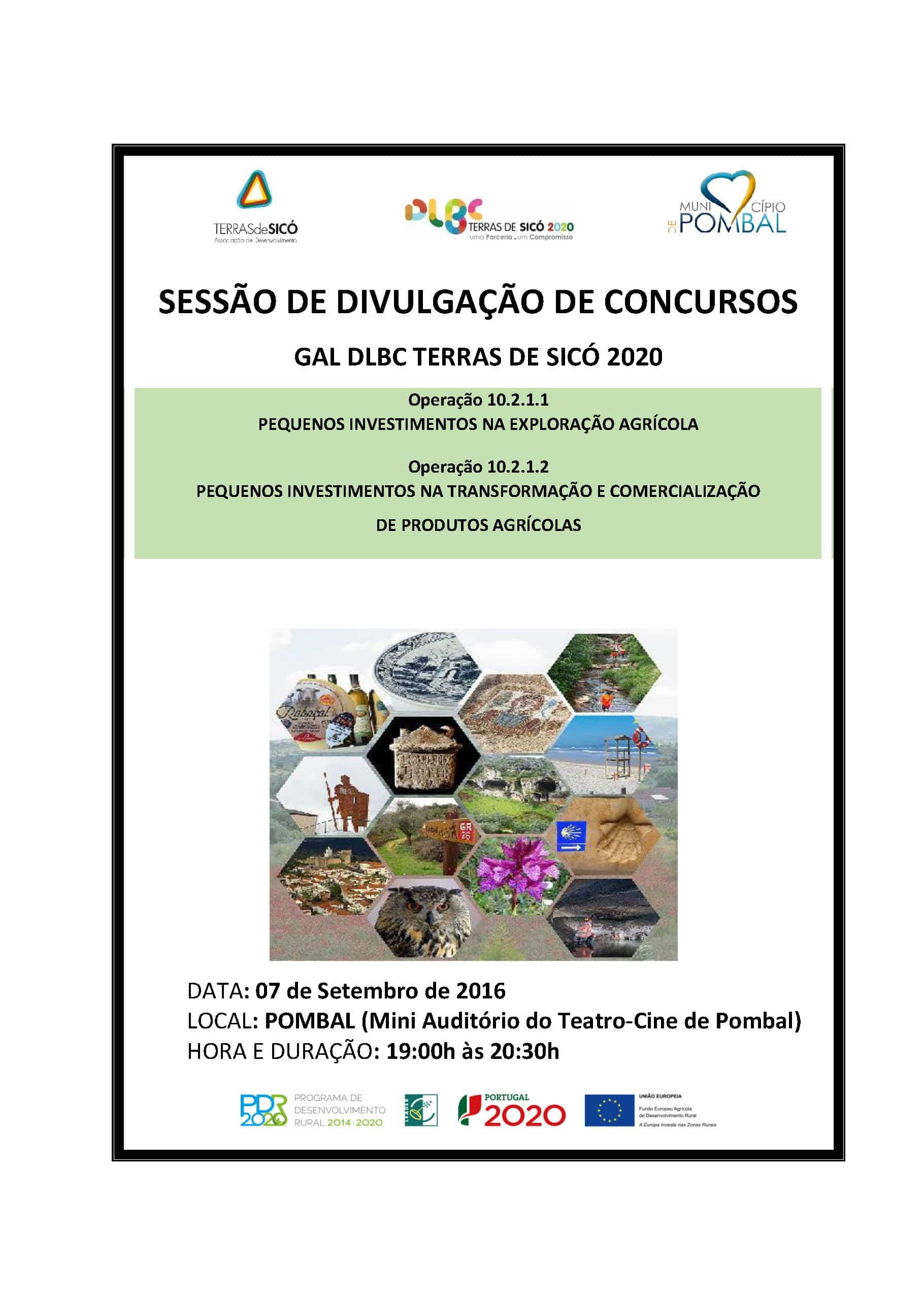POMBAL SESSÃO DE DIVULGAÇÃO GAL DLBC TERRAS DE SICÓ 2020 (1)