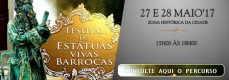 Festival de Estátuas Vivas Barrocas