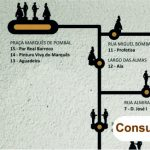confira o percurso do festival estatuas vivas barrocas