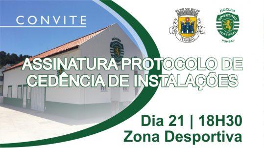 convite assinatura protocolo NSCPP