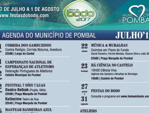 agenda julho 2017