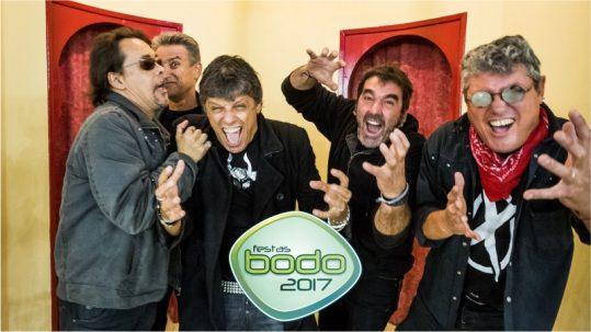 concerto xutos e pontapés Festas do Bodo 2017