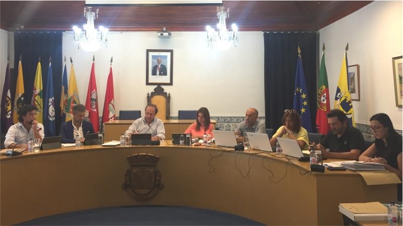reunião de câmara de 07 de setembro de 2017