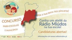concurso radio miúdos
