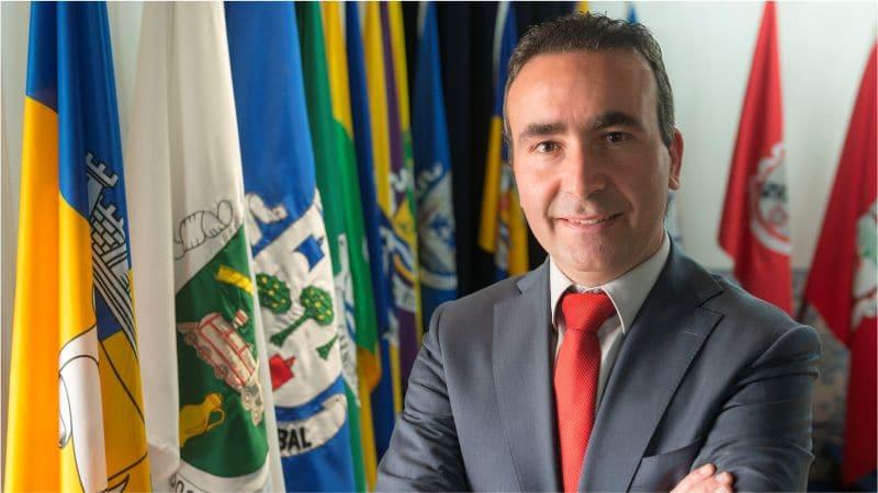 Vice-presidente, Eng. Pedro Murtinho (2017-2021)