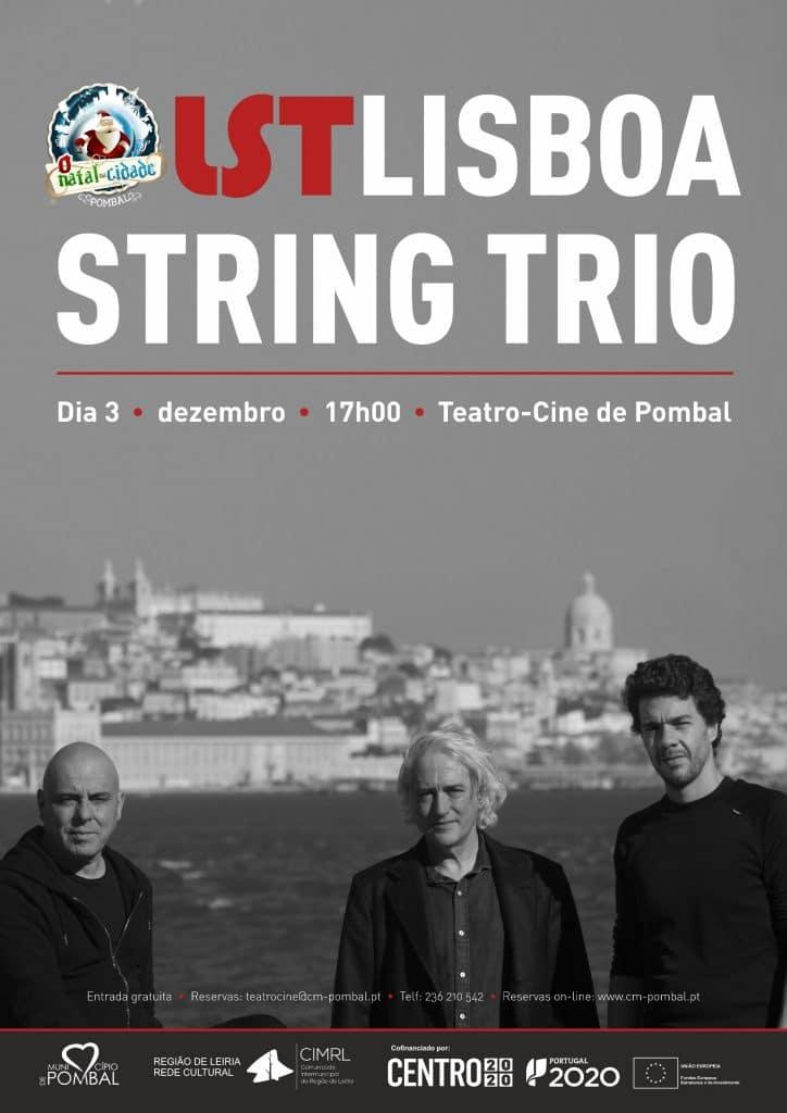 Lisboa String Trio - O Natal na Cidade