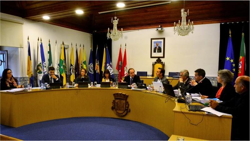 reunião da Câmara de 8 de novembro de 2017