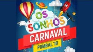 desfile de carnaval das escolas e ipps's do concelho