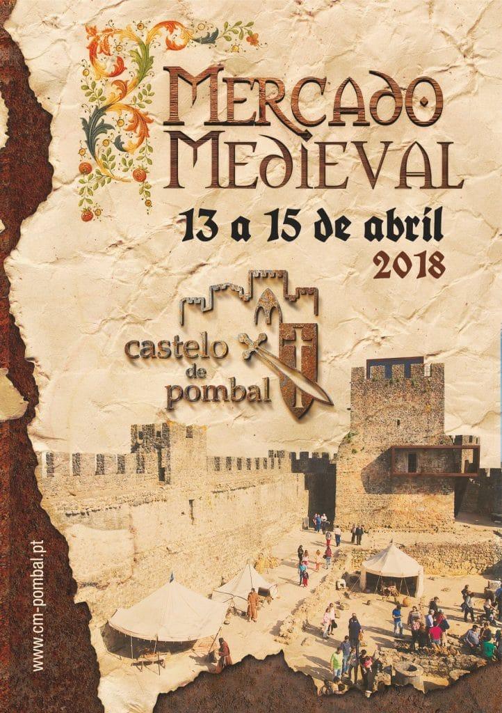 Resultado de imagem para feira medieval de pombal 2018