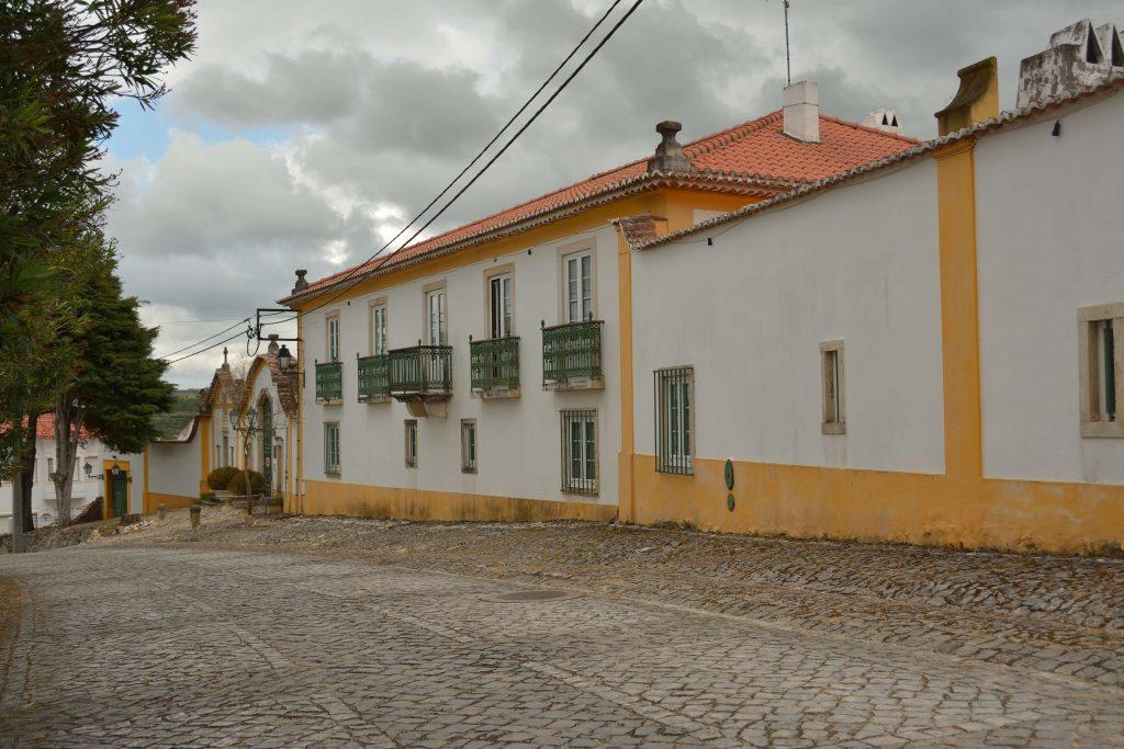 fachada da quinta