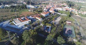 Vista aérea Quinta de Sant'Ana posterior