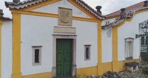 Fachada da Capela do Século XVII