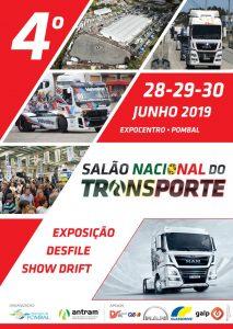 cartaz do quarto salão nacional do transporte