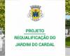 Projeto de Requalificação do Jardim do Cardal